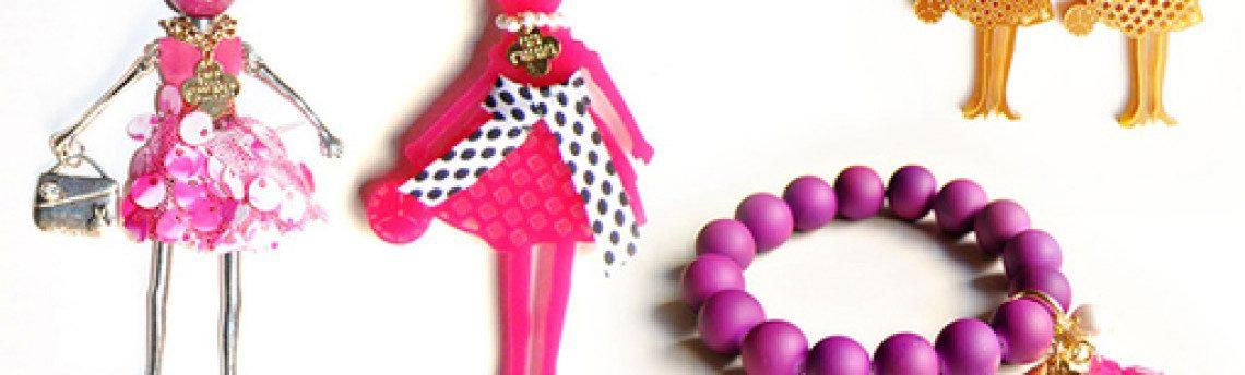Tendencias de Joyería 2014: El color morado